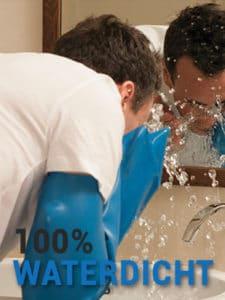 Gipshoes 100% waterdicht